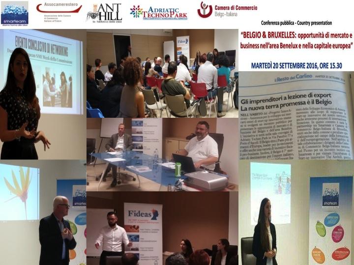 PROGETTO INNOVAZIONE – Assistenza allo Sviluppo Internazionale di start-up innovative